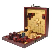 Cathedral Travel Board Game
