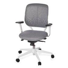Tiefenverstellbarer Bürostuhl / Chefsessel Cardiff Style mit Armlehnen