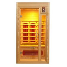 <strong>Dynamic Infrared</strong> 1-2 Person IR Ceramic FAR Infrared Sauna