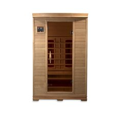 Luxury 2 Person Ceramic FAR Infrared Sauna