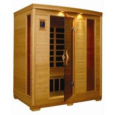 Grand 3-Person Carbon FAR Infrared Sauna II