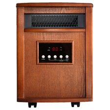 Dynamic Infrared 1,500 Watt Cabinet Space Heater