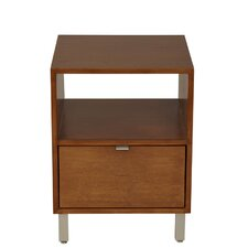 <strong>Urbangreen Furniture</strong> High Line 1 Drawer Nightstand