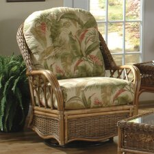 Everglades Swivel Glider Chair