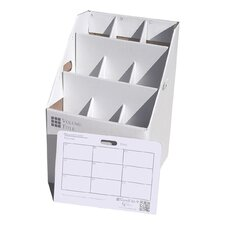 9 Slot Rolled Document Storage