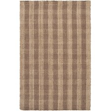 Country Jutes Praline/Driftwood Brown Rug