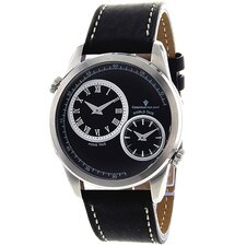 Men's Swiss Dual Watch