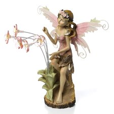 Petal Pixie Solar Lighted Garden Statue