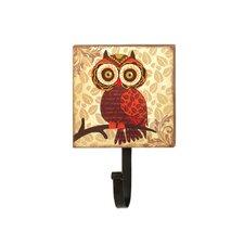 Stylish Owl Wall Hook