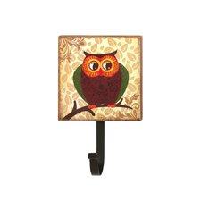Big Owl Wall Hook