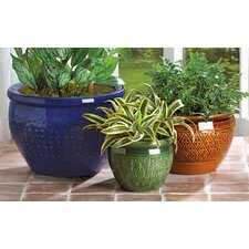 Tri-Color Planter Set