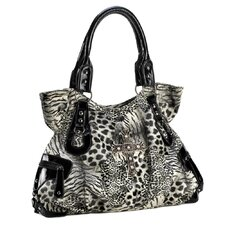 <strong>Zingz & Thingz</strong> Wild Faith Tote Bag