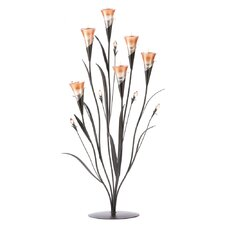 <strong>Zingz & Thingz</strong> Lily Blossoms Candle Holder