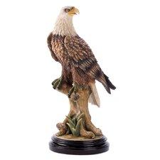 Vigilant Eagle Figurine