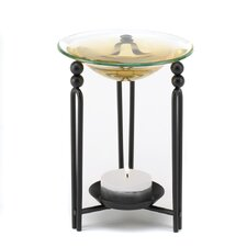 <strong>Zingz & Thingz</strong> Modern Columns Oil Warmer