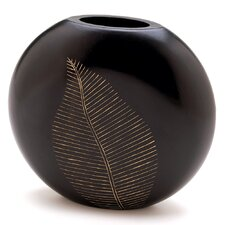 Fern Imprint Vase