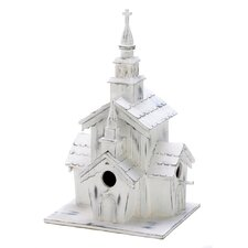 Country Steeple Birdhouse