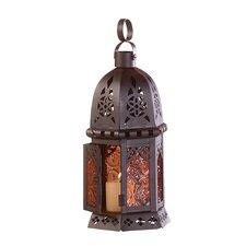 Compact Exotic Amber Lantern