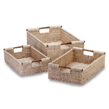 Woven Nesting Crates