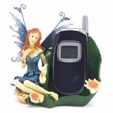 Wood Nymph Cell Phone Stand