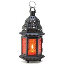 Exotic Sunset Candle Lantern