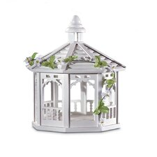 Sweet Pavilion Gazebo Bird Feeder