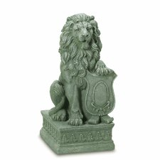 <strong>Zingz & Thingz</strong> Regal Lion Garden Statue