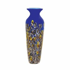 Summer Meadow Art Vase