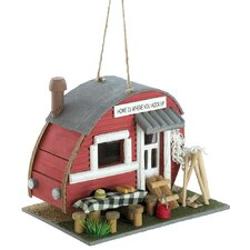 <strong>Zingz & Thingz</strong> Trailer Hanging Birdhouse