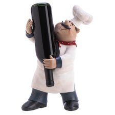 <strong>Zingz & Thingz</strong> Cheerful Gourmet Wine Bottle Holder