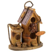 <strong>Zingz & Thingz</strong> Café Hanging Birdhouse