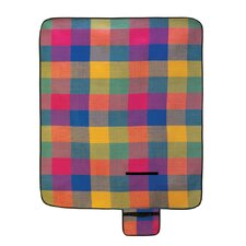 <strong>Zingz & Thingz</strong> Plaid Picnic Pad