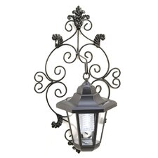 <strong>Zingz & Thingz</strong> Trellis 1 Light Garden Solar Lantern