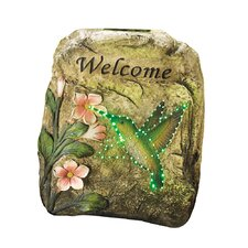 <strong>Zingz & Thingz</strong> Flying Hummingbird Stepping Stone