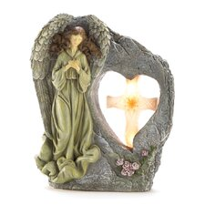 <strong>Zingz & Thingz</strong> Angel Prayer Statue