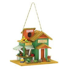 Fruit Stand Hanging Birdhouse