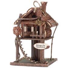 Treehouse Decorative Bird Feeder