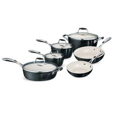 Gourmet 10-Piece Cookware Set