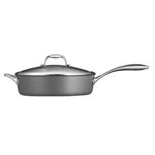 Gourmet 5.5-qt. Saute Pan with Lid