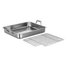 """Gourmet Prima 16.5"""" Roasting Pan"""