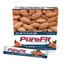 <strong>PureFit</strong> Premium Nutrition Bar in Almond Crunch