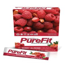 Premium Nutrition Bar in Berry Almond Crunch