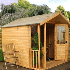 Traditional Summerhouse Shed