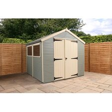 Ultimate Shed with Double Door