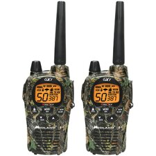 <strong>Midland</strong> GMRS Radio (Set of 2)