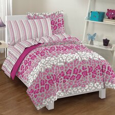 Safari Girl Bed Set