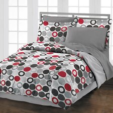 Reinforcements 3 Piece Comforter Set