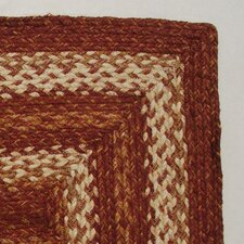 <strong>Green World Rugs</strong> Rectangular Redwood Placemat (Set of 4)