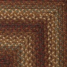 <strong>Green World Rugs</strong> Rectangular Cross Roads Table Runner