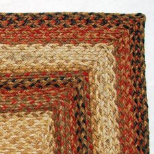 Rectangular Russet Table Runner